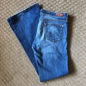 Ag Adriano Goldschmied Jeans - AG Adriano Goldschmied The Club Flare Jeans 29R